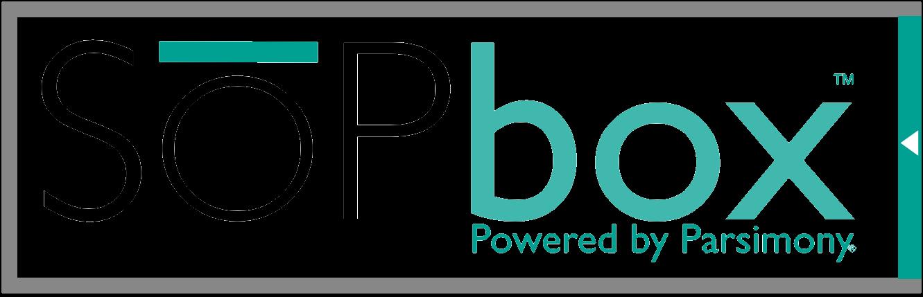 Parsimony SOPbox Logo